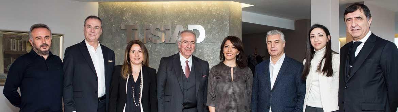"""TÜSİAD """"İletişim ve Medya İlişkileri Yönetiminde Mesleki İlkeler""""i İmzaladı"""