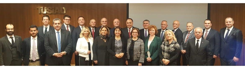 SEDEFED Yüksek Danışma Kurulu Toplantısı gerçekleşti