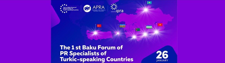 TÜHİD Bakü İletişim Forumu'nda