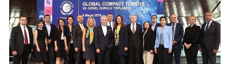 Global Commpact Türkiye 7. Olağan Genel Kurul Toplantısı Gerçekleşti