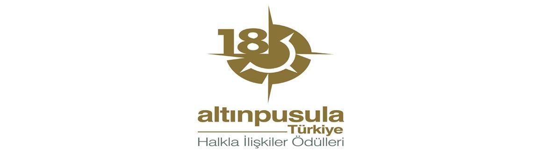 18. Altın Pusula Türkiye Halkla İlişkiler Ödülleri 29 Nisan'da Sahiplerini Bulacak