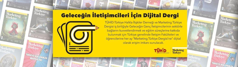 """""""TÜHİD – Marketing Türkiye Gençler İçin İş birliği Yapıyor"""""""
