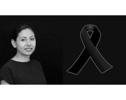 TÜHİD Üyemiz Burcu İşleker Sarıoğlu'nun vefatı