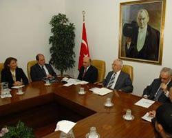 Medyadan Sorumlu Devlet Bakanımız Mehmet Aydın'ı Ziyaret Ettik
