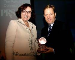 Halkla İlişkilerde Yaşam Boyu Başarı 2008 Atlas Ödülü Ceyda Aydede'nin