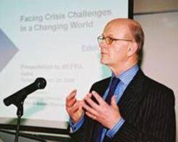 Kriz İletişimini, Mike Seymour'dan Dinlemek İster Misiniz?