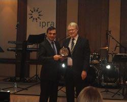 Türk Şirketlerine IPRA'dan Altın Küre