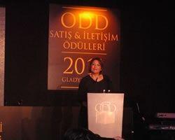 ODD Satış ve İletişim Ödülleri 2011 Gladyatörleri sahiplerini buldu