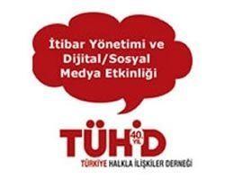 """TÜHİD """"İtibar Yönetimi ve Dijital / Sosyal Medya"""" etkinliği düzenliyor!"""