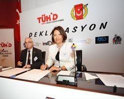 TGC ve TÜHİD Deklarasyonu İmzalandı