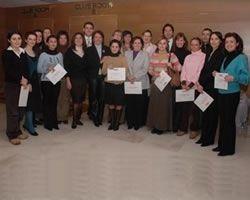 TÜHİD İletişim Eğitimleri 2006 sona erdi