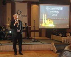IPRA GWA 2011 İstanbul'da sahiplerini buldu