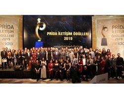 Prida İletişim Ödülleri sahiplerine kavuştu