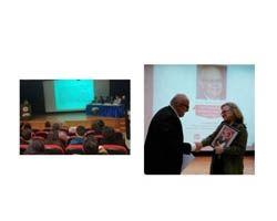 Prof. Dr. Alâeddin Asna konferansında halkla ilişkiler tartışıldı