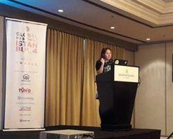 TÜHİD Başkanı Gonca Karakaş 4. Uluslararası Halkla İlişkiler Zirvesi'nde sektörün geleceğine değindi...