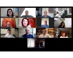 TÜHİD'in de Üyesi olduğu SEDEFED Nisan ayı Yönetim Kurulu Toplantısı online yapıldı