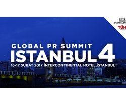 4. Uluslararası PR Zirvesi İstanbul'dan TÜHİD Üyelerine Özel İndirim